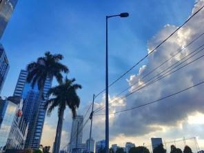 Awan Jakarta / Foto oleh Ignatius Kristian
