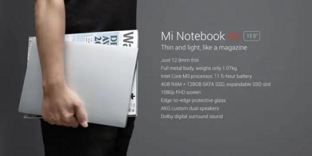 Mi Notebook Air 12,5 Inci