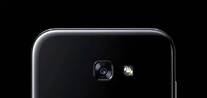 Samsung Galaxy A7 2017 - Kamera