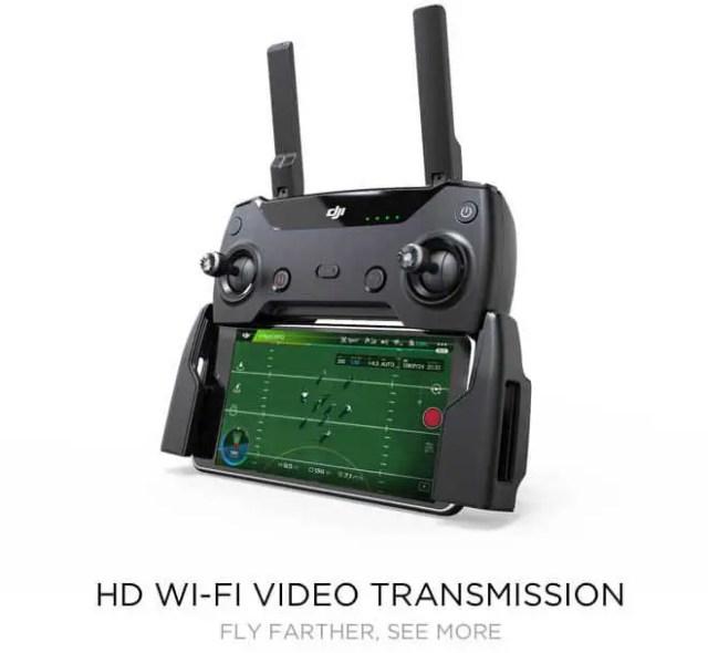 DJI Spark - hd-transmission