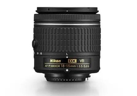 Lensa Nikon AF-P DX 18-55mm VR