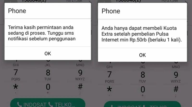 Paket Internet Telkomsel 4G 1GB
