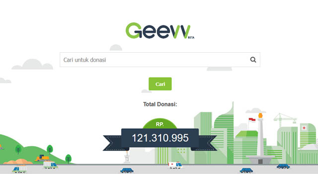 Geev - Social Search Engine