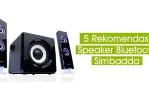 Speaker Bluetooth Simbadda