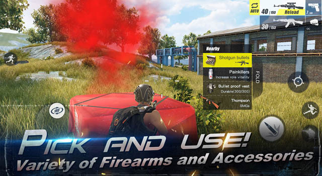 Rules of Survival - Game