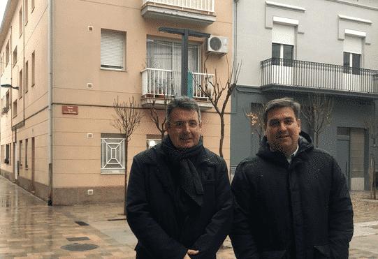 Finalitzen les obres de millora del barri del Barral de Banyoles