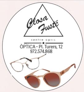 Closa Fusté centre òptic