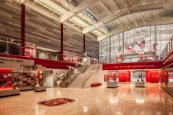 LHC Structural Engineers :: Reynolds Coliseum Renovation & Walk of Fame,  NCSU