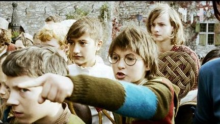 Une sorte d'Harry Poter