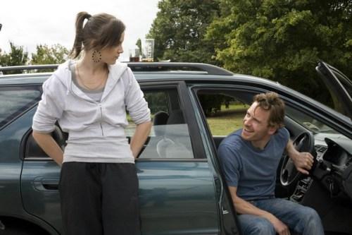 Katie Jarvis et Michael Fassbender
