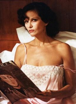 Claudia Cardinale, dans un rôle plutôt secondaire, en princesse désoeuvrée