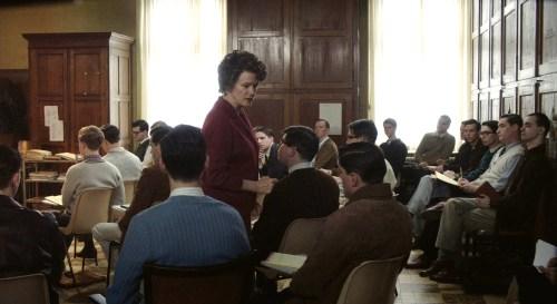 Ses cours , ses séminaires étaient très suivis