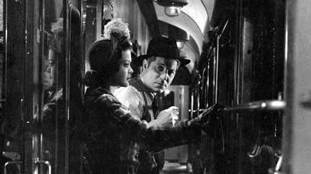 """La bête humaine"" de Jean Renoir va inspirer Fritz Lang"