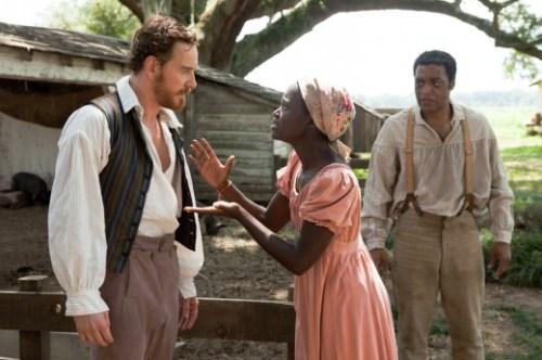 photo-12-Years-a-Slave-Michael Fassbender, Lupita Nyong'o, Chiwetel Ejiofor