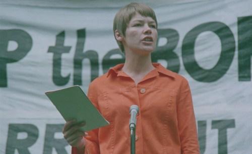 Glenda Jackson en activiste