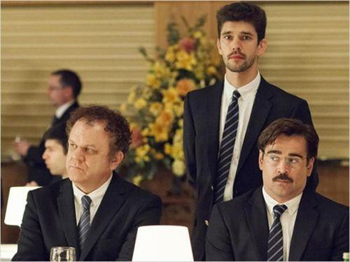 Ben Whishaw, Colin Farrell, John C. Reilly sont prix au piège du célibat qui ne doit pas durer...