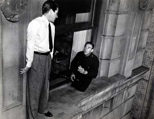 quatorze heures Fourteen hours 1950 rŽal : Henry Hathaway Richard Basehart Collection Christophel