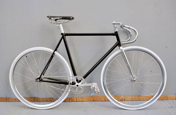 Vélo fixie bertelli