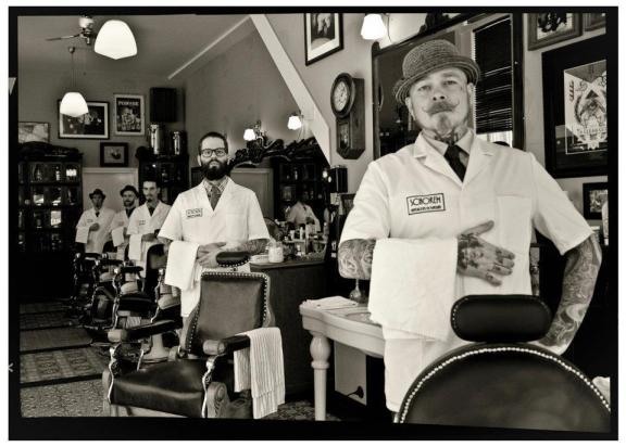 Barbier Rotterdam