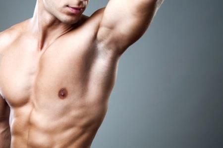 Epilation aisselles pour hommes tendances