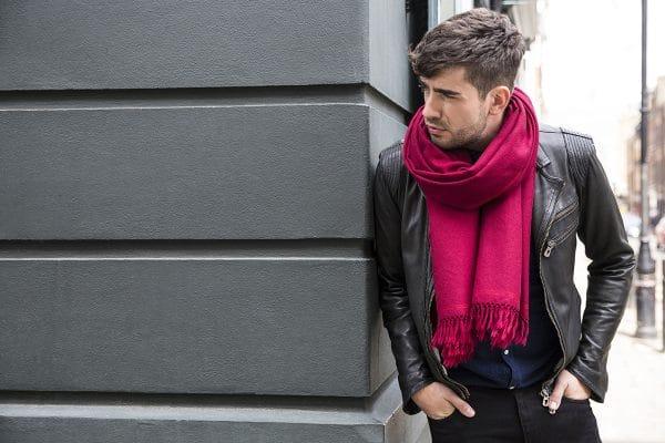 Porter une écharpe avec élégance