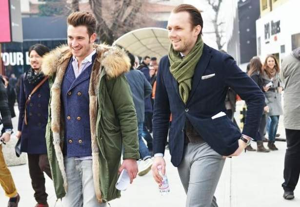 Porter une écharpe à la Parisienne