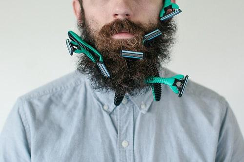 Barbe et rasoirs