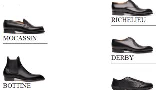 Berluti: chaussures pour hommes emblématiques
