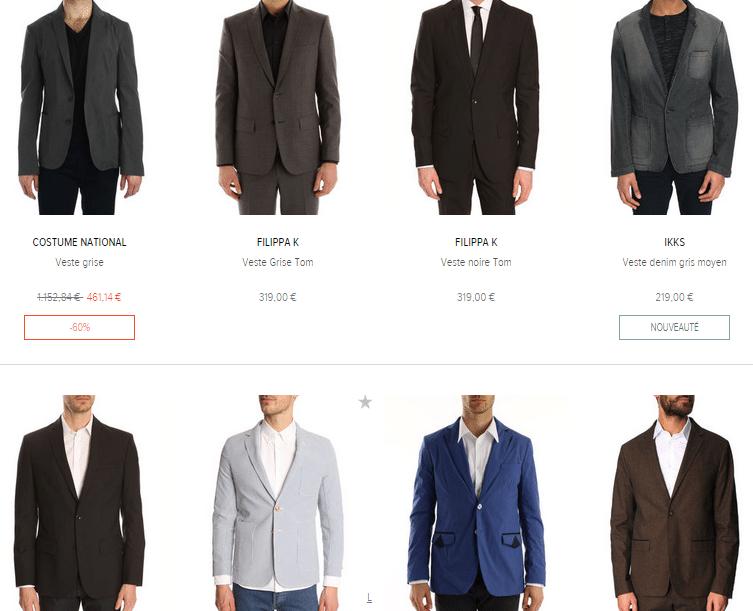 choisir sa veste homme
