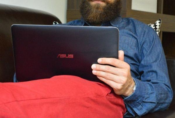 En mode détente avec la tablette ASUS T300 Chi