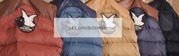 Doudounes Chevignon