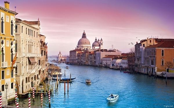 Un week-end à Venise pour la Saint-Valentin