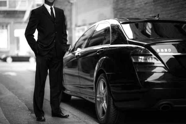 Service de chauffeur privé