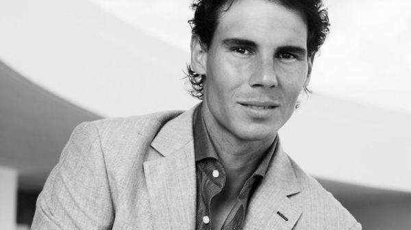 Rafael Nadal pour instinctmagazine.com (costume Tommy Hilfiger)