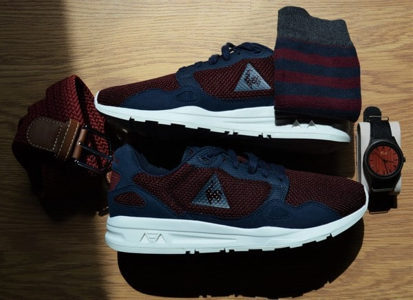Sneakers Le Coq Sportif LCS R900 Mesh Dress Blues