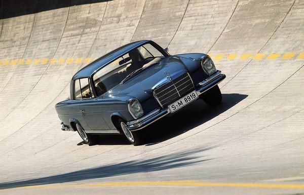 Mercedes-Benz Baureihen W 111/W 112