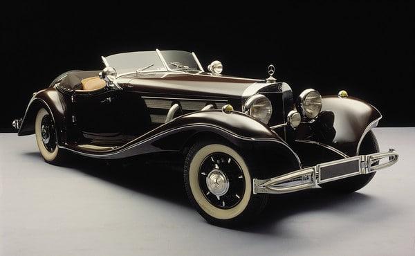 Techno Classica: Luxuriöse Cabriolets und sportliche Roadster