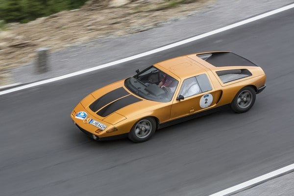 Mercedes-Benz C 111 1970