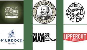 Marques de soins pour barbe et moustache