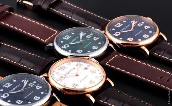 Un choix pléthorique de styles et de bracelets