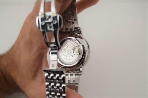 Montre bracelet mécanique-automatique GRAYTON WATCHES