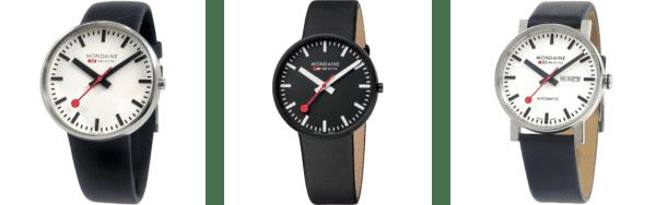 Style de montre - Mondaine