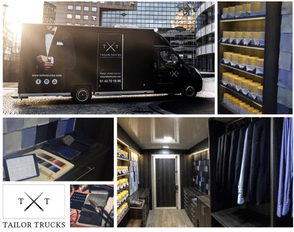 Tailor Trucks - Intérieur Camion
