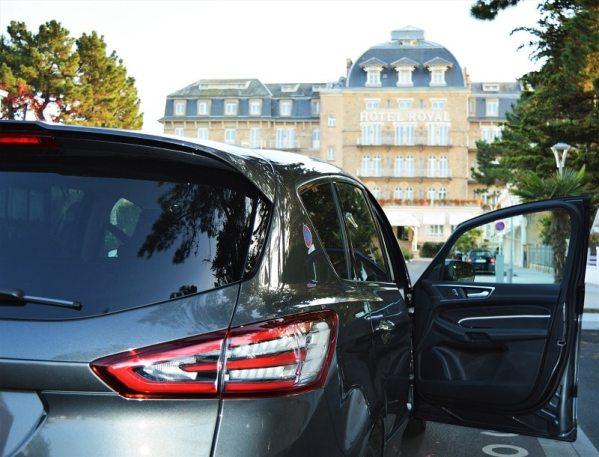 Ford S-Max Vignale à La Baule