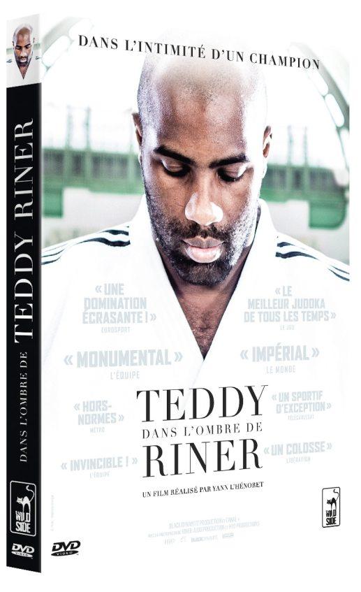 DVD « Dans l'ombre de Teddy Riner »