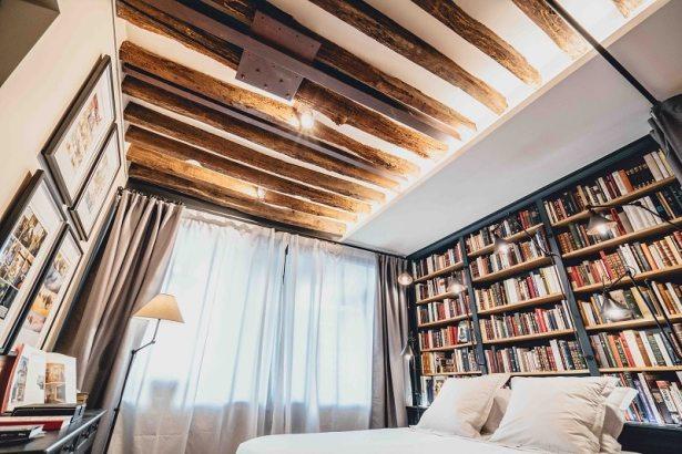 Chambre de standing en plein Paris branché / Tout le confort d'un appartement cosi