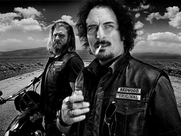 COUPES DE CHEVEUX Biker: Sons of Anarchy