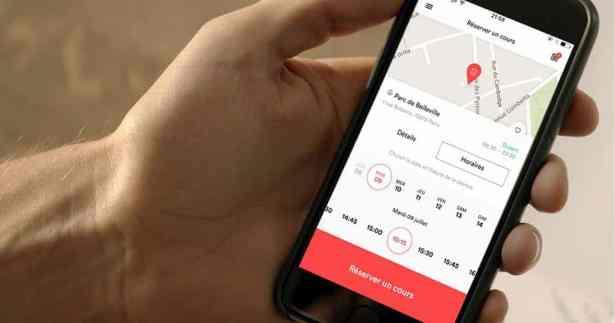 Fiters, le Uber du coach sportif bientôt dans vos téléphones