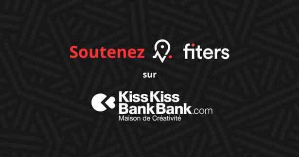 Soutenir le projet Fiters sur kiss kiss bank bank
