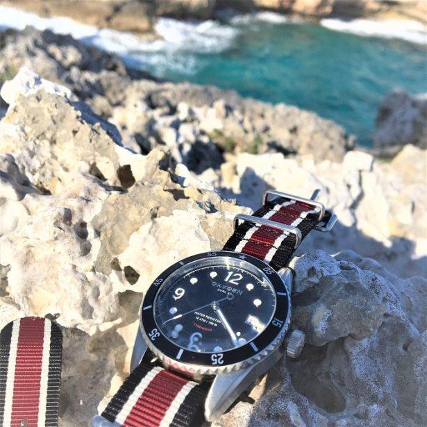 Montre OXYGEN Diver Legend 42 / Montre de plongée